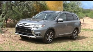 2016 Mitsubishi Outlander: Performance and Fuel Economy Review