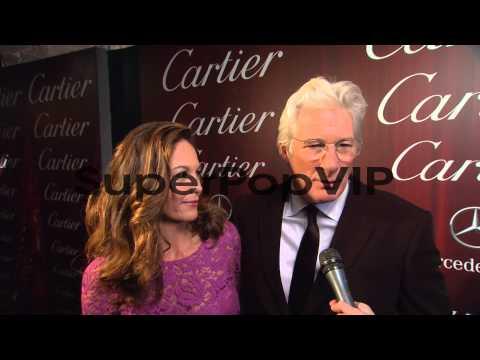 INTERVIEW - Diane Lane And Richard Gere On Richard Receiv...