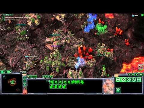 StarCraft 2: Hand of Humanity 18A (Beta)