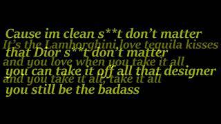Tyga tequila kisses lyrics