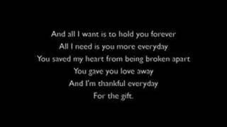 The Gift (Karaoke)