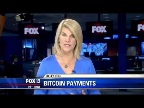 Paying With Bitcoin - Fox 13 News
