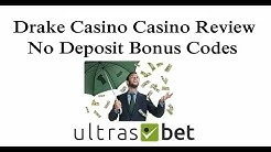Drake Casino Review & No Deposit Bonus 2019