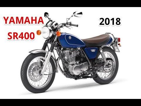 2018 Yamaha Sr400 Review