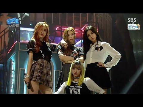 BLACKPINK – '붐바야(BOOMBAYAH)' 0814 SBS Inkigayo