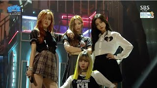 Gambar cover BLACKPINK - '붐바야(BOOMBAYAH)' 0814 SBS Inkigayo