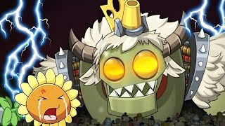 Plants Vs Zombies Animation   Animated PVZ China 3D Cartoon For Kids And  Babies
