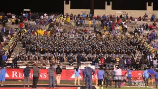 "Southern University Human Jukebox 2014 ""Bohemian Rhapsody"""