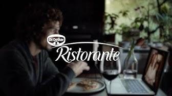 Dr. Oetker Ristorante. Schmeckt immer wie beim Italiener.