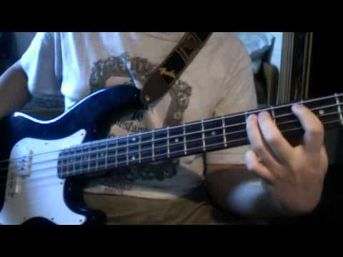 Cake - Short Skirt / Long Jacket (Bass Cover) - YouTube