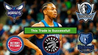 NBA Trade Machine: Andrew Wiggins