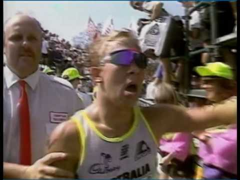 1991 ITU Triathlon World Champions Finish