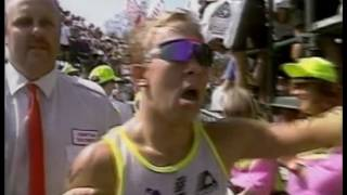 1991 ITU Triathlon World Champions Finish