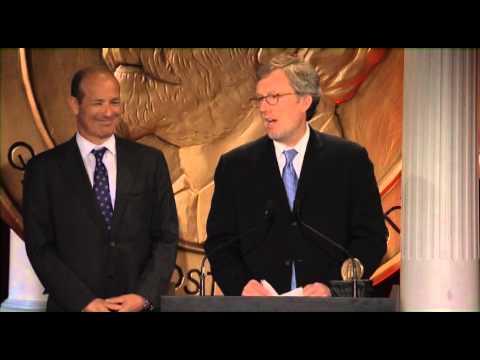 Alex Gansa  Homeland  2011 Peabody Award Acceptance Speech