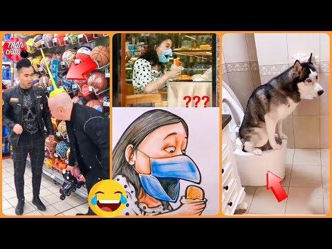 💯Tik Tok Trung Quốc😂Những Khoảnh Khắc Hài Hước Thú Vị Bá Đạo trên Tik Tok Trung Quốc Triệu View#26