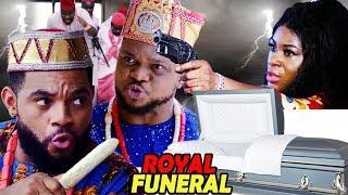 ROYAL FUNERAL SEASON 7amp8 KEN ERICSDESTINY ETIKO 2019 LATEST NIGERIAN NOLLYWOOD MOVIE