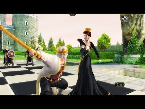 Battle chess : Battle of Queen and King