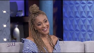 Amanda Seales' Important Rule for Couples Costumes 2017 Video