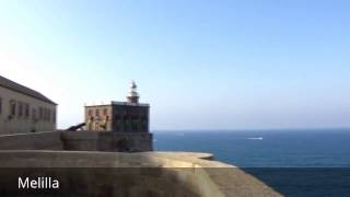 Places to see in ( Melilla - Spain )