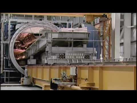 Airbus A380 - Wing Construction - HD