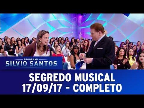 Segredo Musical | Programa Silvio Santos (17/09/17)
