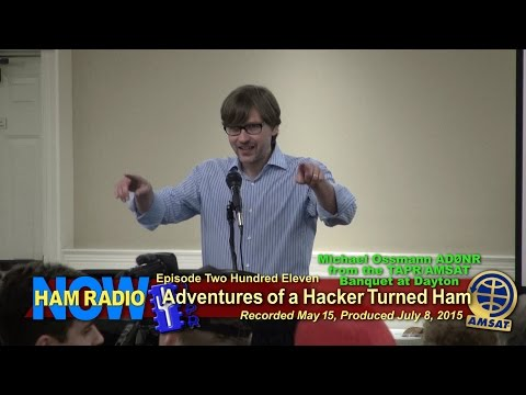 HRN 211: Adventures of a Hacker Turned Ham (Michael Ossmann