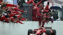 F1 Japan 2003 - Schumacher wird Weltmeister (Premiere)