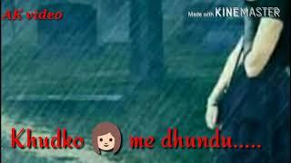 Barish love whatsapp status video by AK video