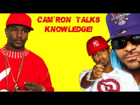 Cam'ron TALKS KNOWLEDGE of Owning His Dipset Brand and Movie Rights, Importance of Ownership