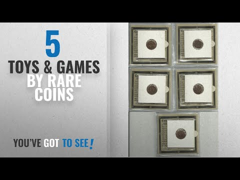 Top 10 Rare Coins Toys & Games [2018]: ONE - AUTHENTIC ANCIENT ROMAN Bronze COIN. 1700 Years Old.
