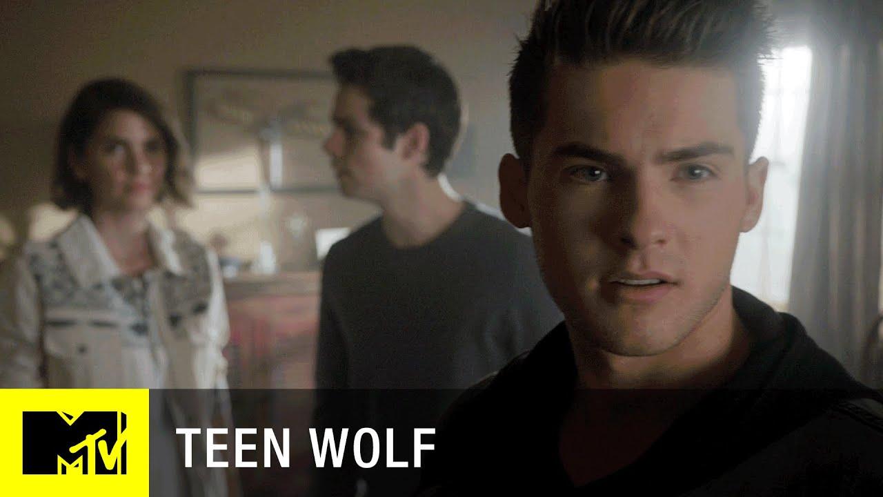 Teen wolf blooper video