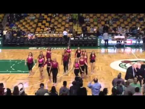 Nichols College Dance Team 2016