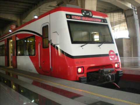 México DF Y Querétaro Fotos de Metro/Tren ligero/Suburbano y Estación de Querétaro