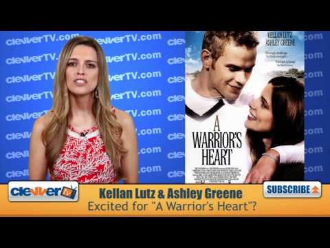 Kellan Lutz & Ashley Greene Movie Update: A Warrior's Heart