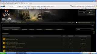 Видео гайд по регистрации в игре Stalker Online(, 2012-01-11T11:25:52.000Z)