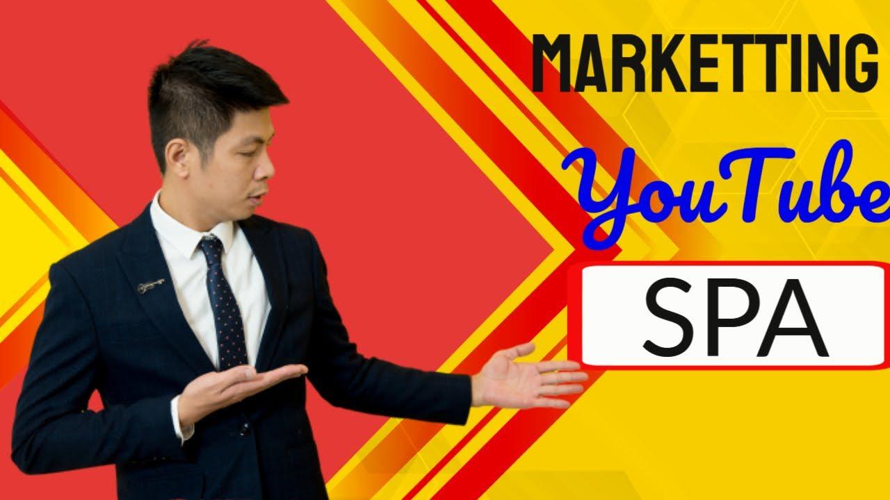 Marketting trên YouTube/Kinh doanh SPA thành công/DR.NGỌC