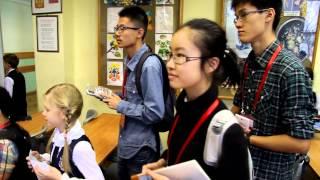 Экскурсия китайских школьников по ЦО №1679(, 2014-10-15T06:47:14.000Z)
