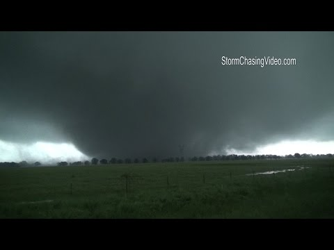 Canton, TX Violent Wedge Tornado - 4/29/2017