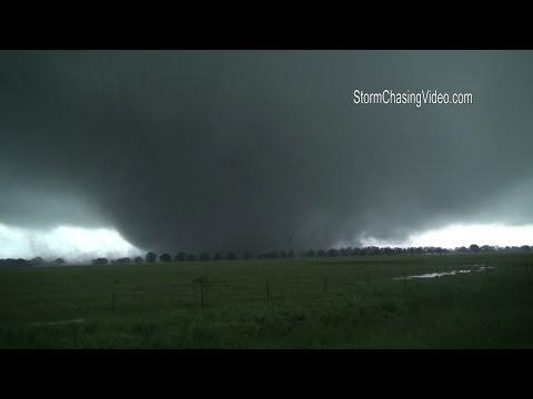 Canton, TX Violent Wedge Tornado - 4/29/2017