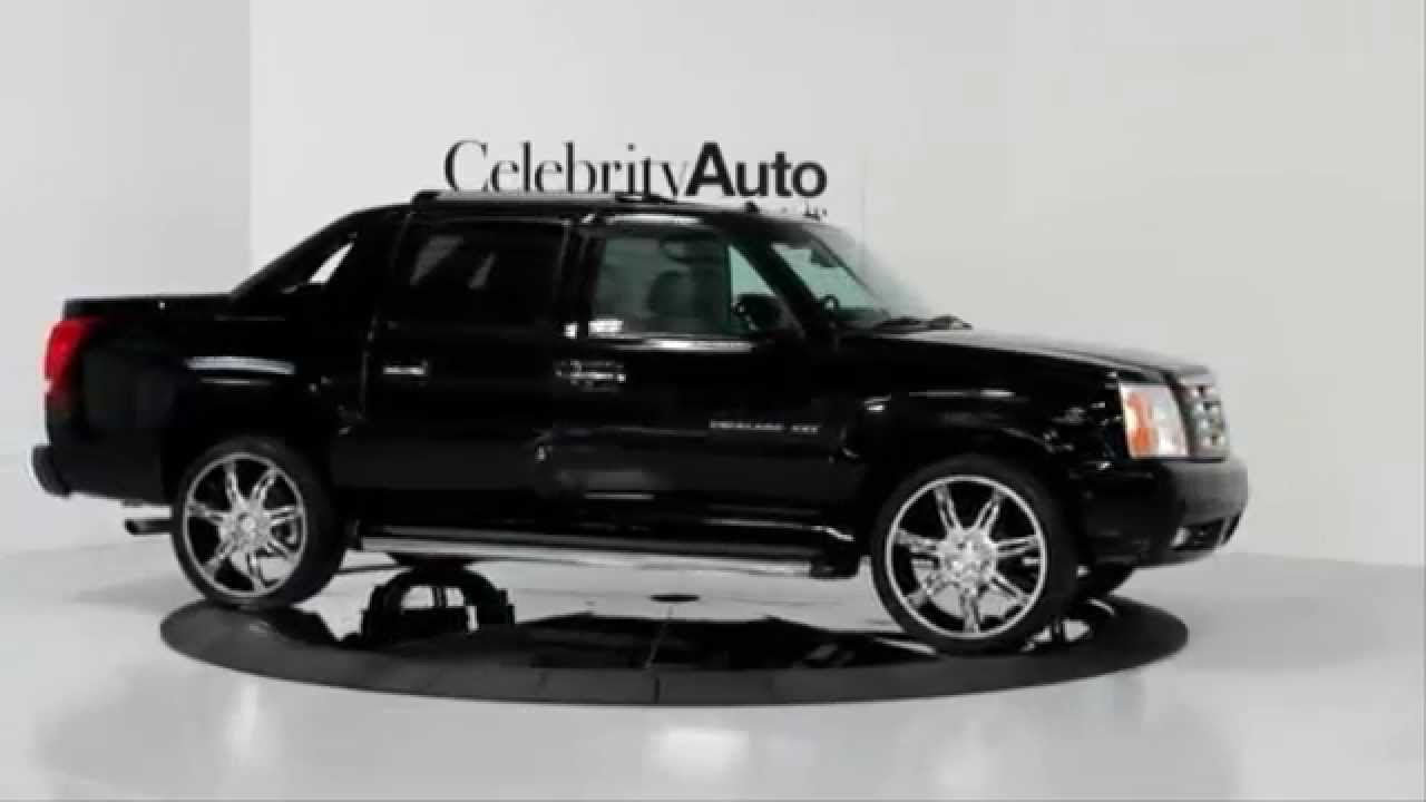 Cadillac Escalade Ext 2003 Youtube