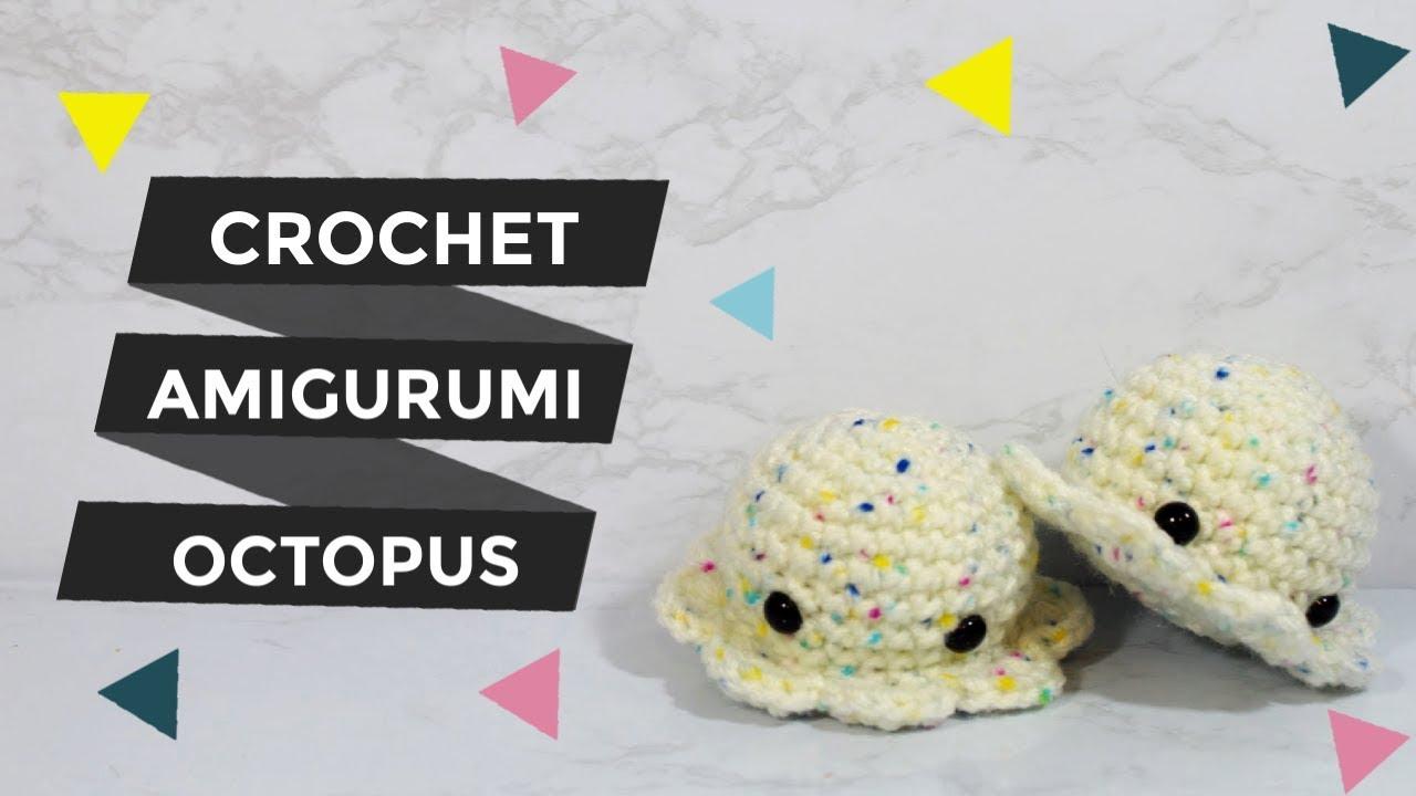 How to Make an Amigurumi Crochet Octopus | Octopus crochet pattern ... | 720x1280
