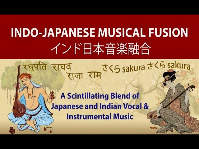INDO-JAPANESE MUSICAL FUSION on January 23, 2020