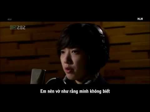 [Vietsub] Without A Word - Park Shin Hye [You're Beautiful OST]