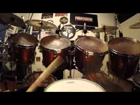 Drum Solo - First Person Drumming