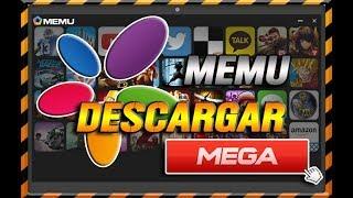 EL MEJOR EMULADOR DE ANDROID PARA PC! | Como Descargar MEMU 2017 MEGA
