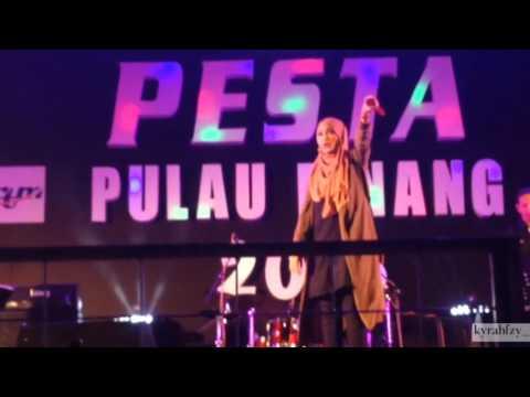 Siti Nordiana - Wulan Merindu (Pesta Pulau Pinang 2016)