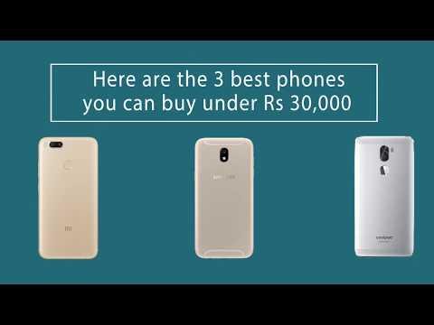 Best 3 Phones Below Rs. 30,000 in Nepal