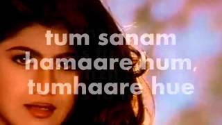 Churake Dil Mera-Karaoke & Lyrics-Main Khiladi Tu Anari (1994)