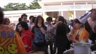 ナポリでナポリタン In Napoli Comicon 2012   2012.4.28-29