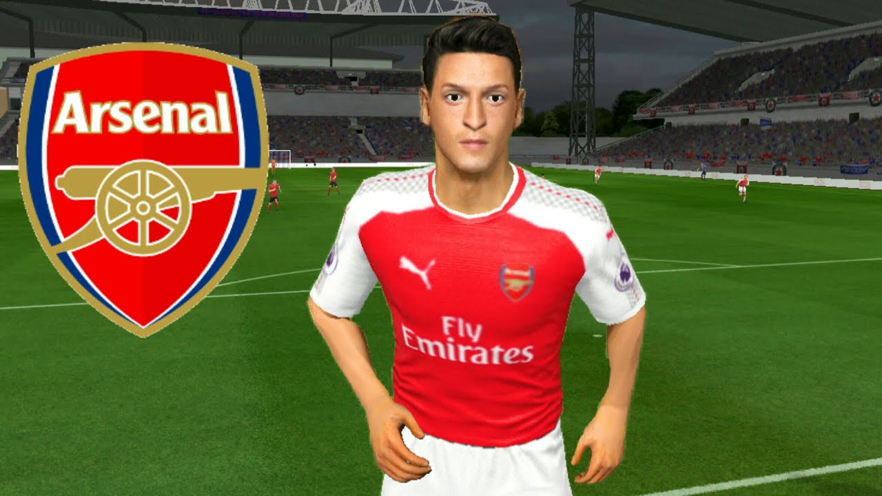 How To Create Arsenal Team ★ Kits Logo & Players ★ Dream